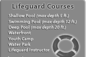 Lifeguard Certification – 2 DAY Course